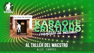 Al taller del maestro - Alex Campos (Instrumental)