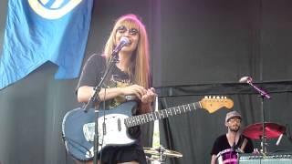 Frankie Rose - Daylight Sky - Live Pitchfork Music Festival