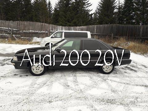 Audi 200 (C3/44)   1989   Kachkanar   200000 ₽