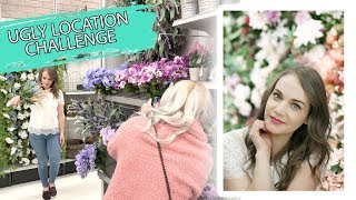 HOBBY LOBBY PHOTO CHALLENGE AT MICHAELS CRAFT STORE | UGLY LOCATION