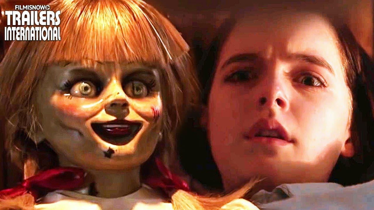 ANNABELLE 3: DE VOLTA PARA CASA (2019) | Primeiro trailer do filme de terror