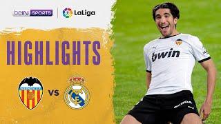 Valencia 4-1 Real Madrid | LaLiga 20/21 Match Highlights