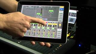 New iPad App for Allen & Heath iLive