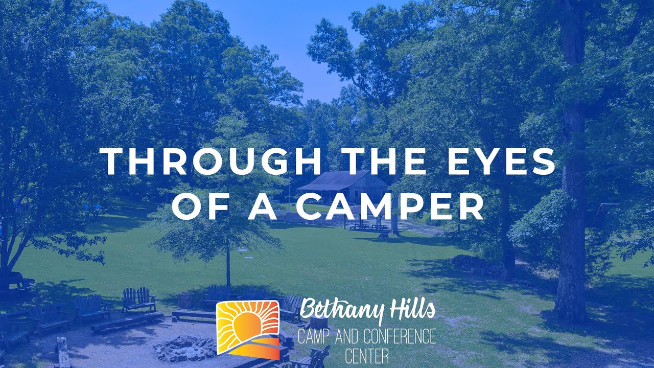 Through the Eyes of a Camper