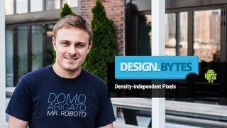 DesignBytes: Density-independent Pixels