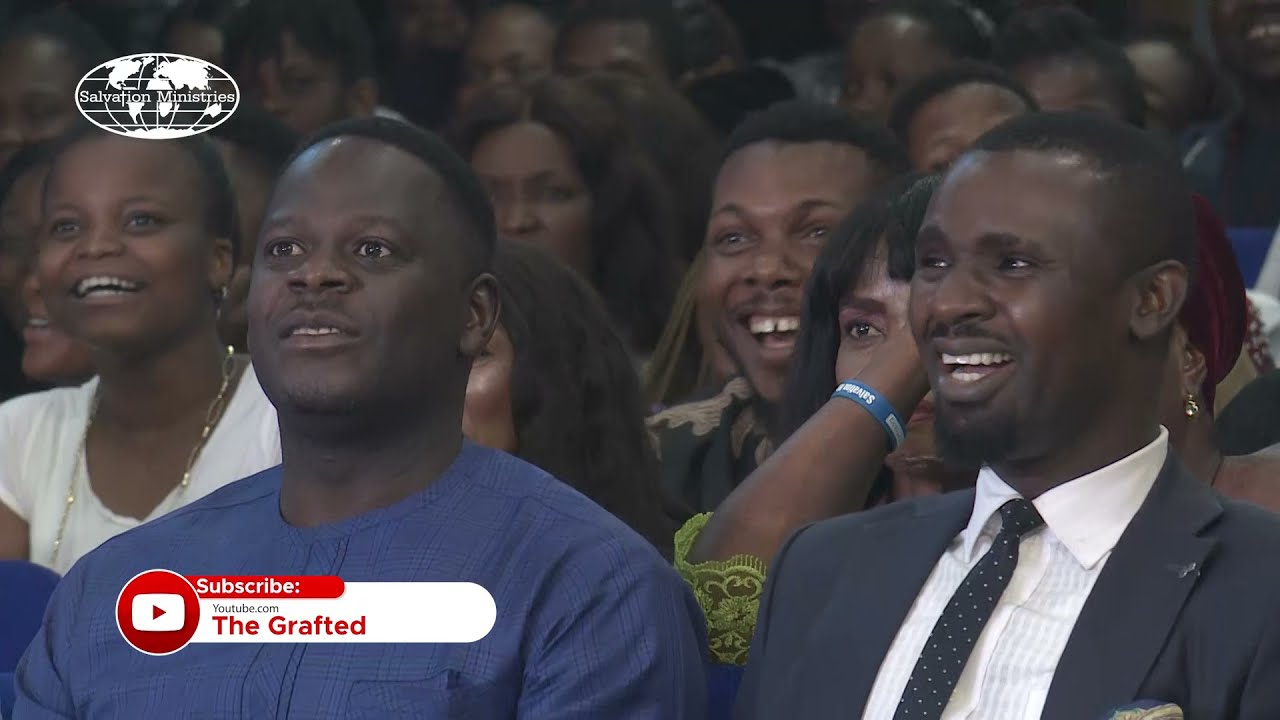 Download COMEDY  BY APKORORO (PART 2) |  IN SALVATION MINISTRIES HQ