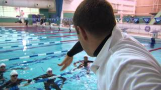 GE Masterclass- Swim Tips with Ali Brownlee and Simon Ward