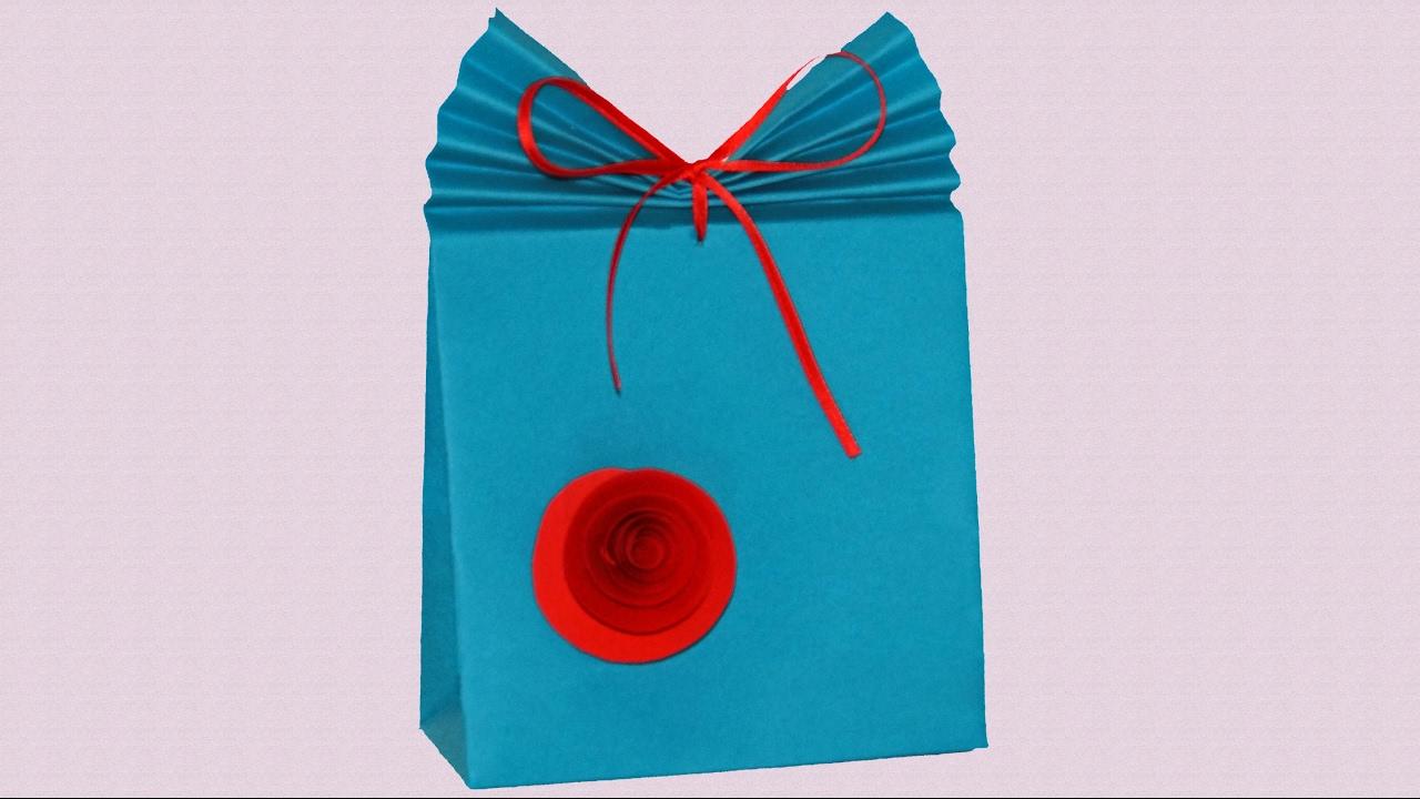 geschenkbox basteln als muttertagsgeschenk oder zum valentinstag youtube. Black Bedroom Furniture Sets. Home Design Ideas
