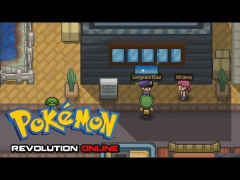 pokemon revolution online how to get to fuchsia city