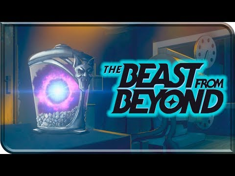 "The Beast From Beyond: EASTER EGG ""BOSS FIGHT"" Unlocking DIRECTORS CUT! - Infinite Warfare Zombies"