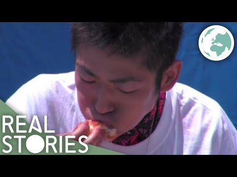 The Big Eat (Competitive Eating Documentary) - Real Stories
