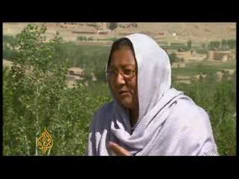 Afghanistan's misdirected security-led aid - 12 Jun 08