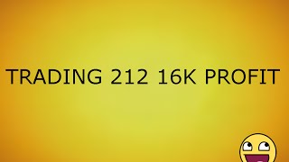 16000 POUNDS PROFIT!? - Trading 212 Forex Trading #1