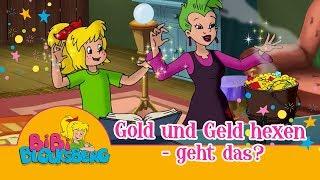 Bibi Blocksberg - Gold und Geld hexen - geht das?