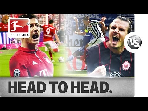 Robert Lewandowski vs. Alexander Meier - Goalscorers Supreme Go Head-to-Head