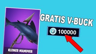 How to get FREE V-Bucks (on Fortnite)