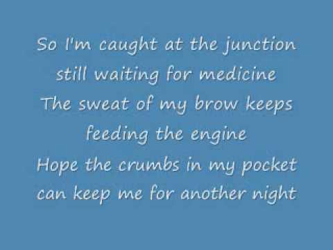 Blue Sky Mine (lyrics)