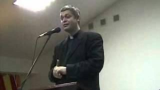 Wykład ks Pawlukiewicza o związkach