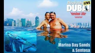 Singapore 2018 at Marina Bay Sands Straits Suite & Sentosa