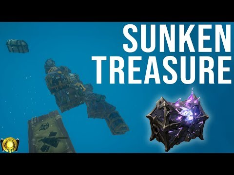 Sea of Thieves - SUNKEN TREASURE
