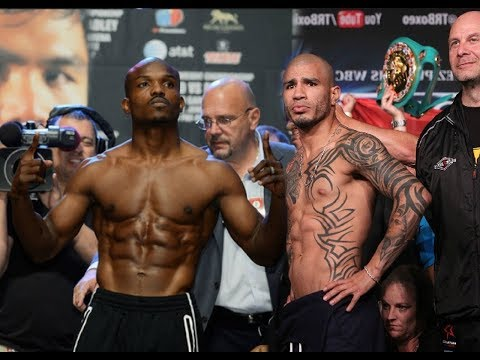 Cotto vs Bradley