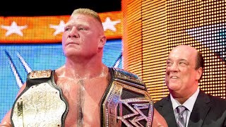 Every Brock Lesnar SummerSlam match, ever: WWE Playlist