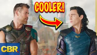 10 Times Marvel's Loki Was Cooler Than Big Bro Thor
