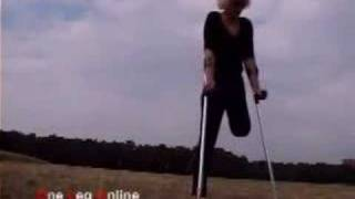Repeat youtube video Amputee Christine Showing 2