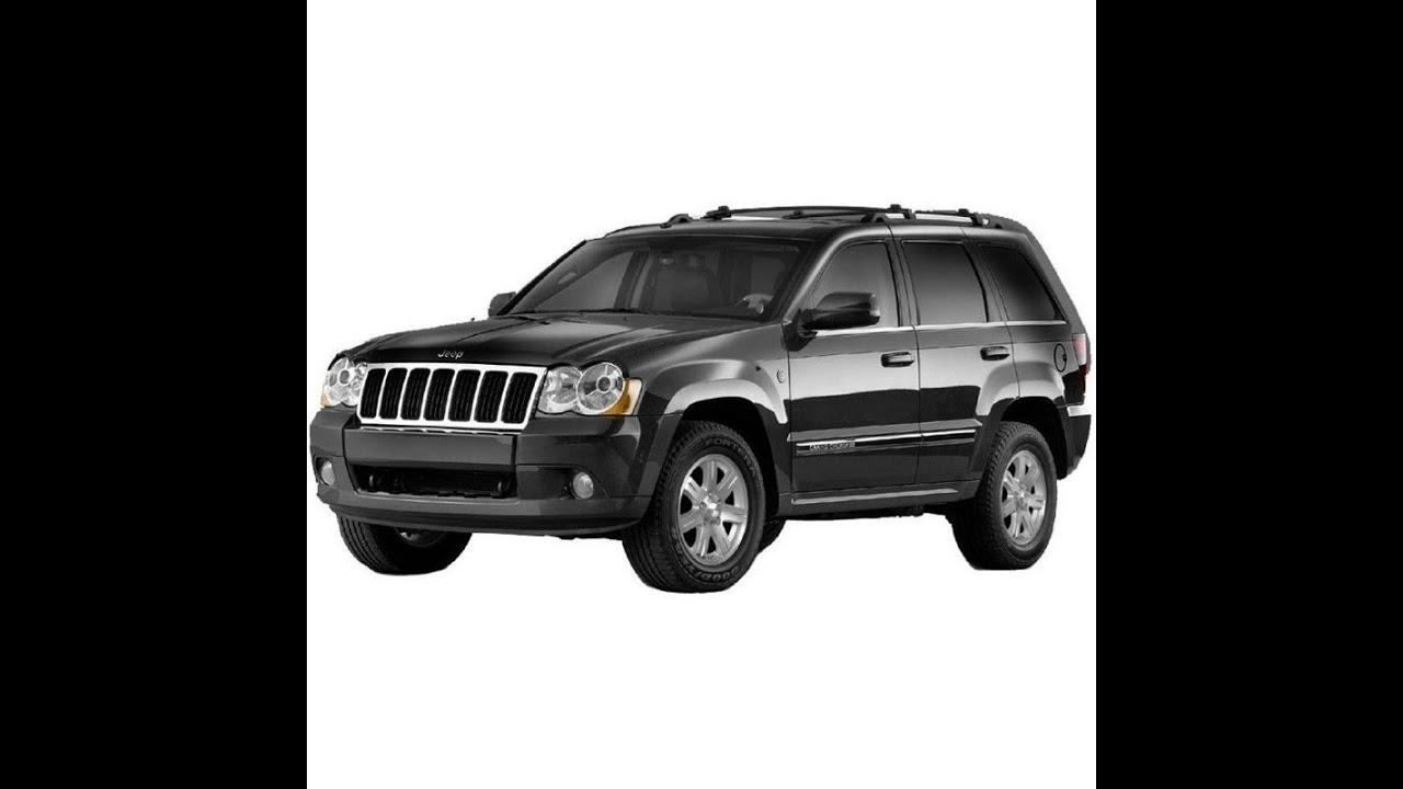 Jeep Commander Xk 2006 2010 Service Manual Repair Manual Wiring Diagrams Owners Manual Youtube