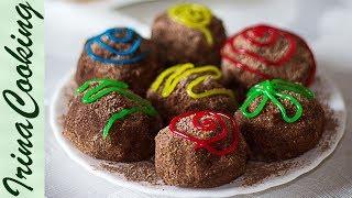 Пирожное Картошка из печенья - рецепт приготовления в домашних условиях