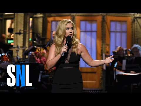 Thumbnail: Amy Schumer Monologue - SNL