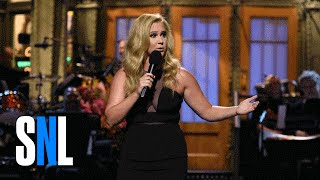 amy schumer monologue snl