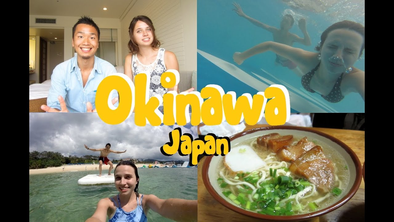 Our Dream Summer Vacation In Okinawa, Japan / 大人の夏休み@沖縄