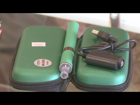 Vaping becomes increasing problem at Albuquerque high schools