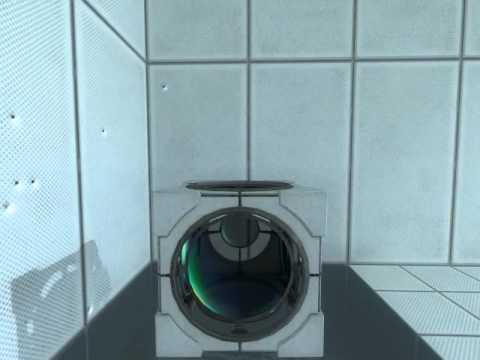 portal 2 bad test demo youtube. Black Bedroom Furniture Sets. Home Design Ideas