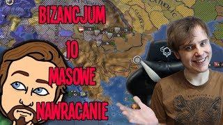 Nawracanie Masowe - Europa Universalis IV: Bizancjum #10 (w/Zlewikk)