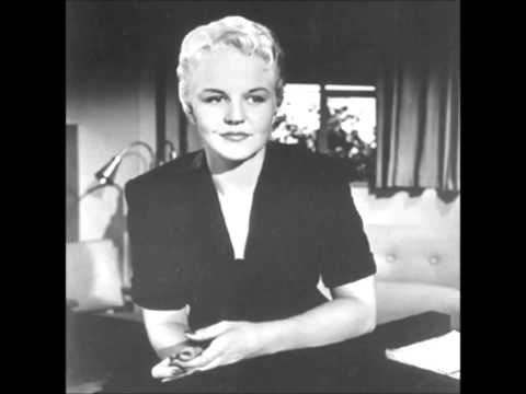 Peggy Lee - Sing A Rainbow