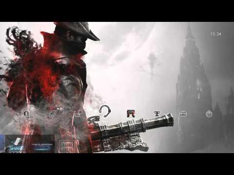 Bloodborne - Platinium Theme PS4 Preview [1080p 60fps] 100% Platinium Reward