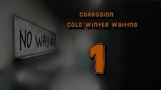 The farm house | Corrosion: Cold Winter Waiting 1