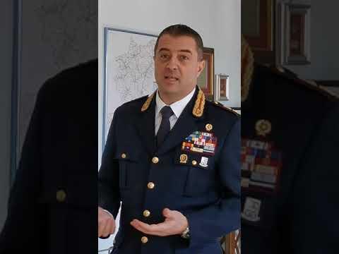 Franco Fabbri, comandante della Polizia Stradale d...