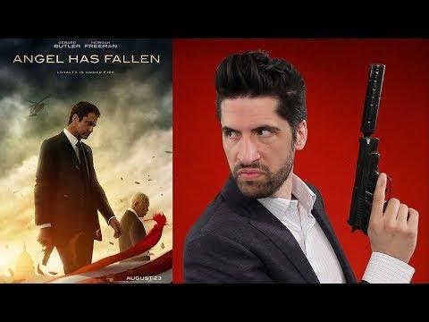 Angel Has Fallen - Movie Review