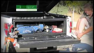 Improve Truck Cargo Access with the AeroBox Large Capacity Truck Box