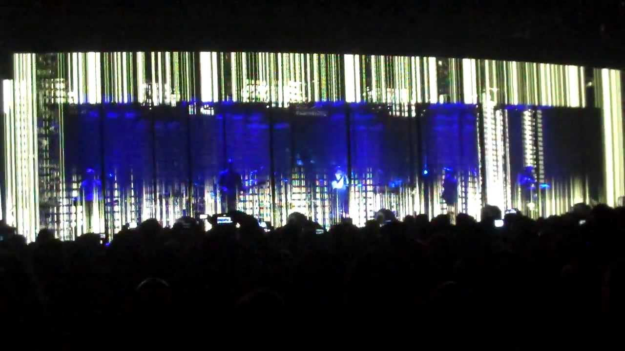 Nine Inch Nails - Disappointed (Sprint Center, Kansas City, Tension ...