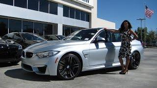 "Video BMW M3 FROZEN SILVER / Exhaust Sound / 19"" Black M Wheels / BMW Review download MP3, 3GP, MP4, WEBM, AVI, FLV Agustus 2018"