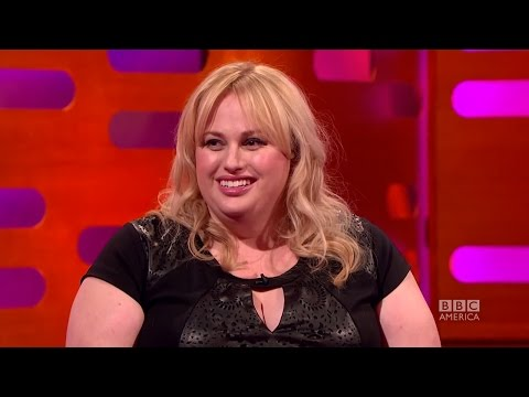 Rebel Wilson and Disney Land's SECRET CLUB - The Graham Norton Show