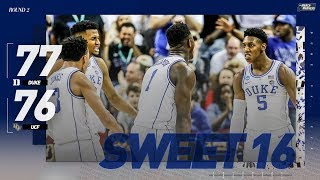 Instant classic: Duke survives UCFs upset bid (extended highlights)