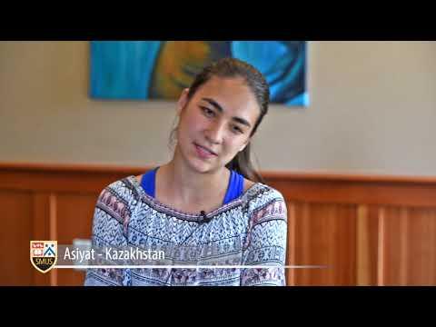 ESL/ELL Summer Language Program Testimonial in Russian: Asiyat