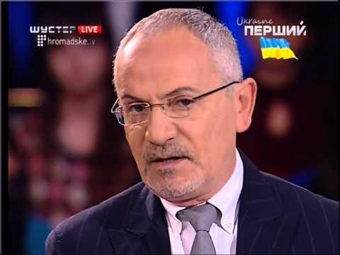 Шустер: Путин это Гитлер.