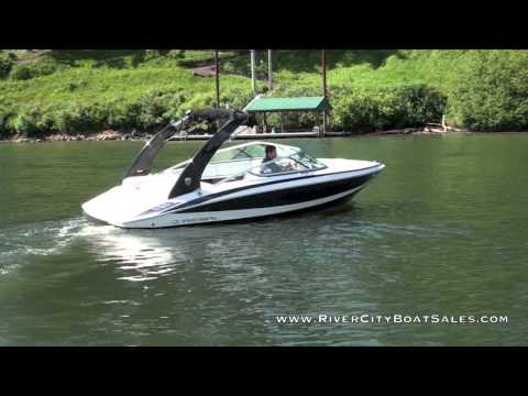 2014 Regal 2100 On the water and for sale