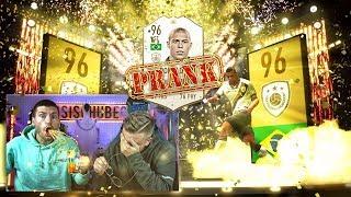FIFA 19: ICON im PACK PRANK nimmt Timo die EHRE 😂😱R9 izzz daa !! (Best of)
